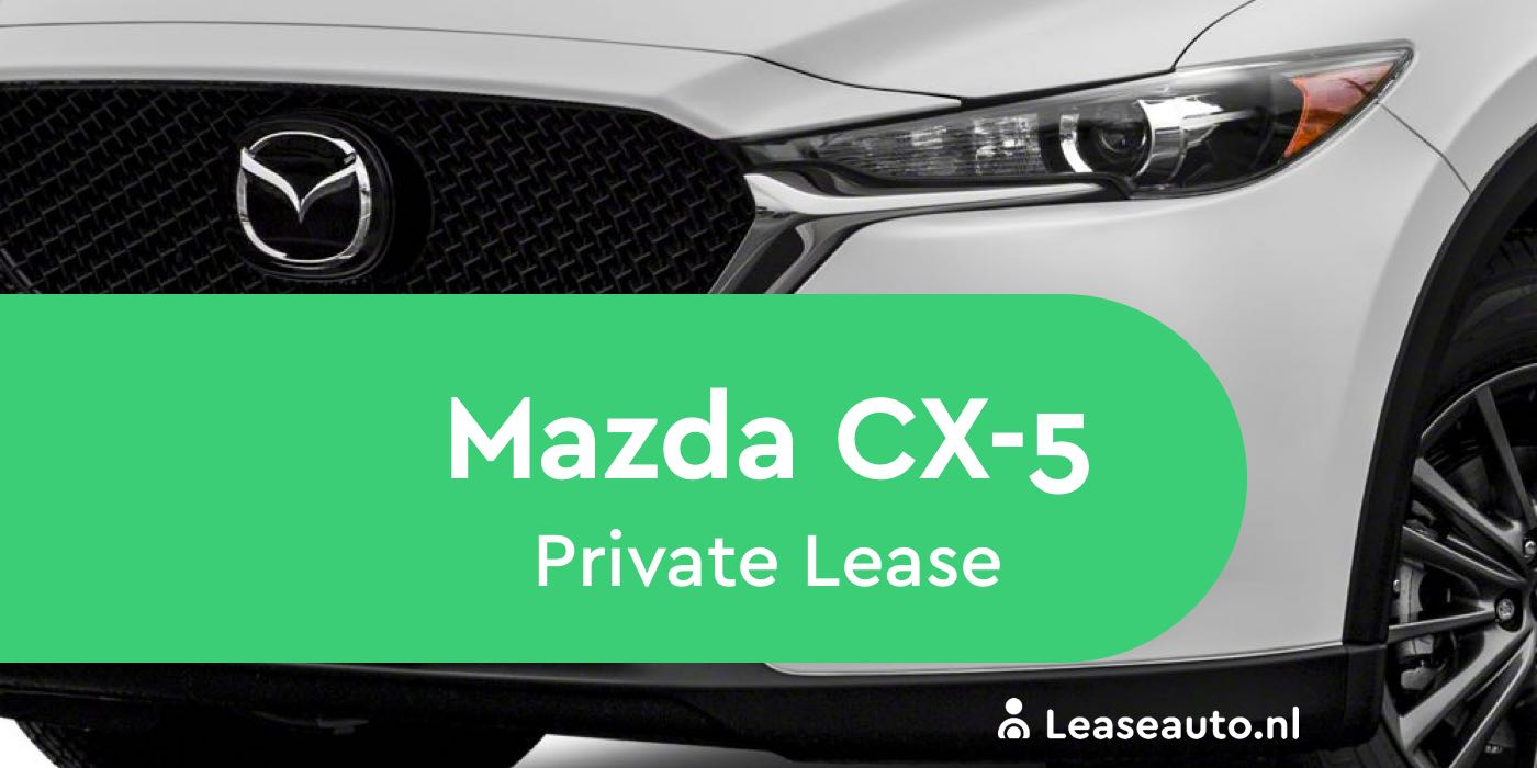 mazda cx-5 private lease