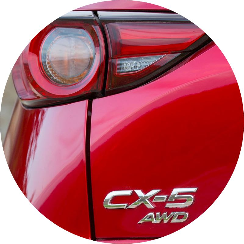 mazda cx5 private lease actie