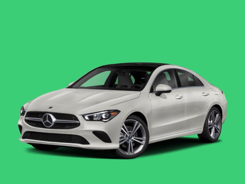 mercedes cla Prive Lease Aanbieding