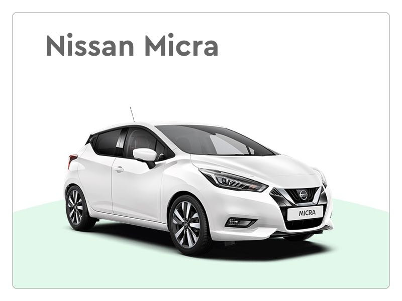 nissan micra private lease auto