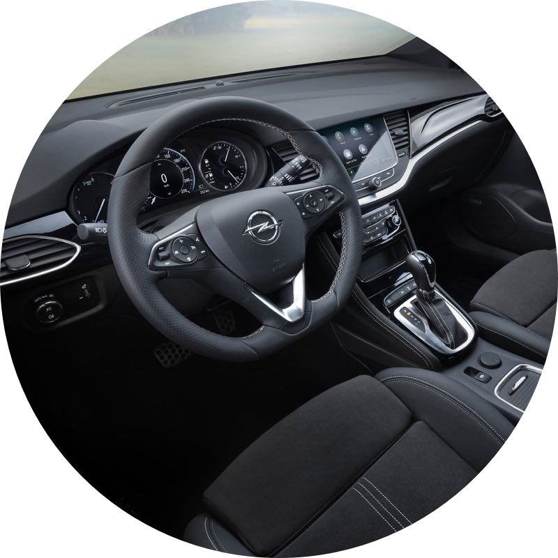 opel astra Voordelig private lease