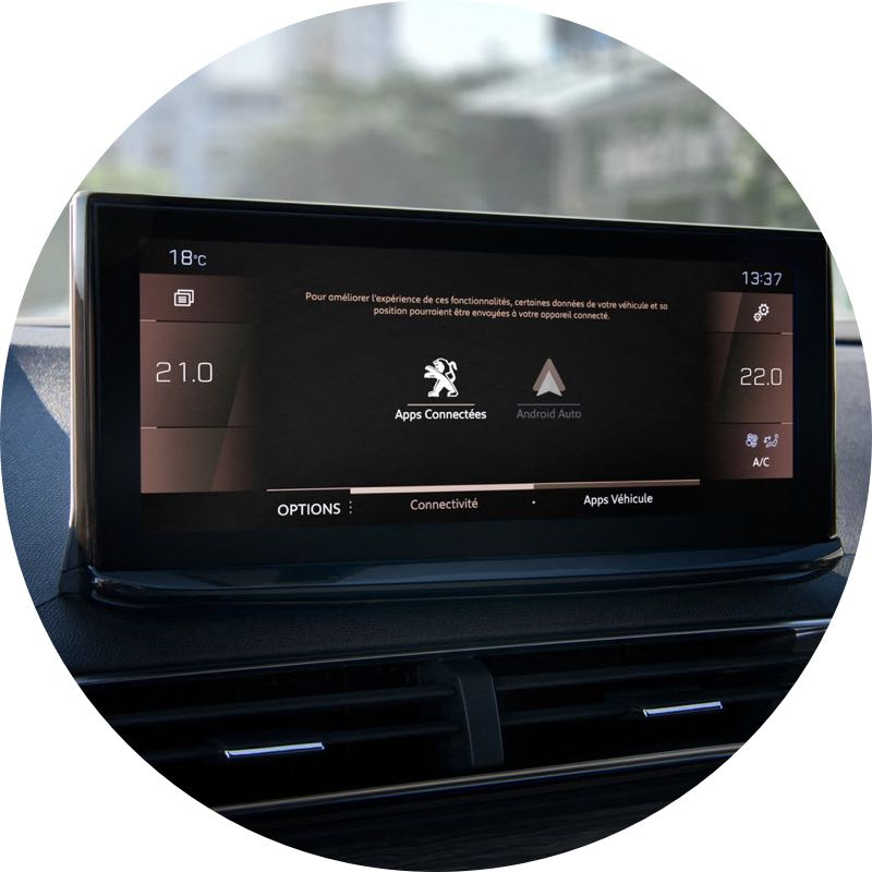 peugeot 5008 prive lease