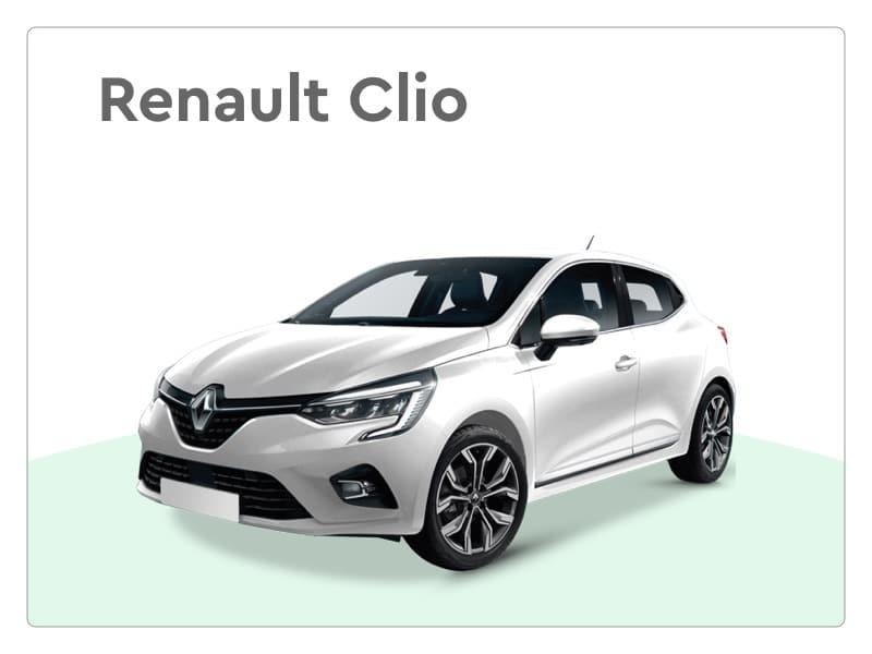 renault clio prive lease auto