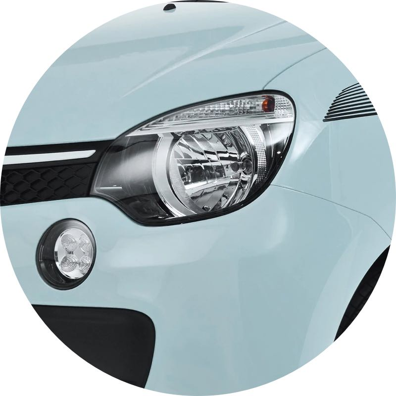 renault twingo private lease actie
