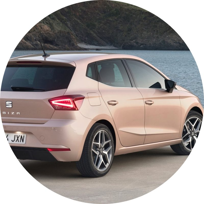 seat ibiza Voordelig private lease