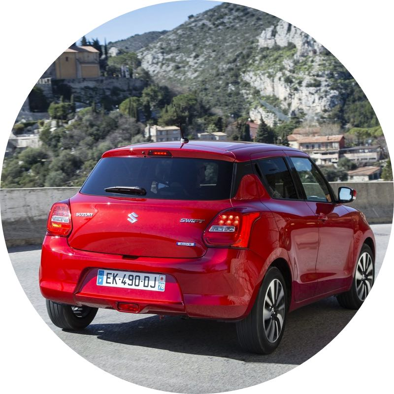 suzuki swift Voordelig private lease