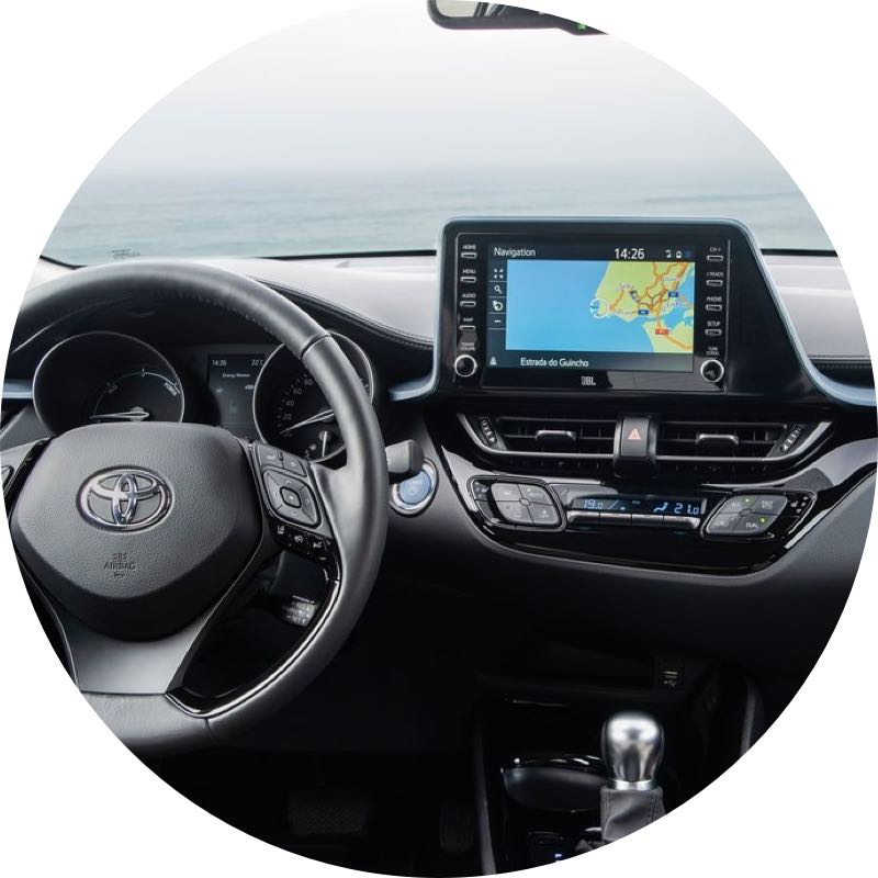 toyota chr Voordelig private lease