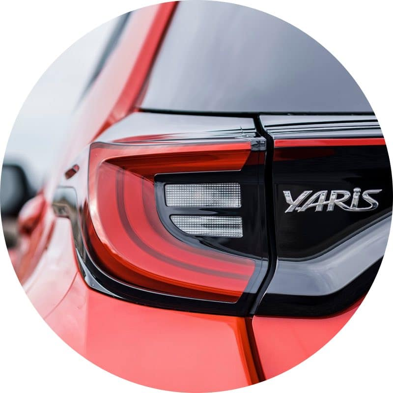 toyota yaris private lease actie