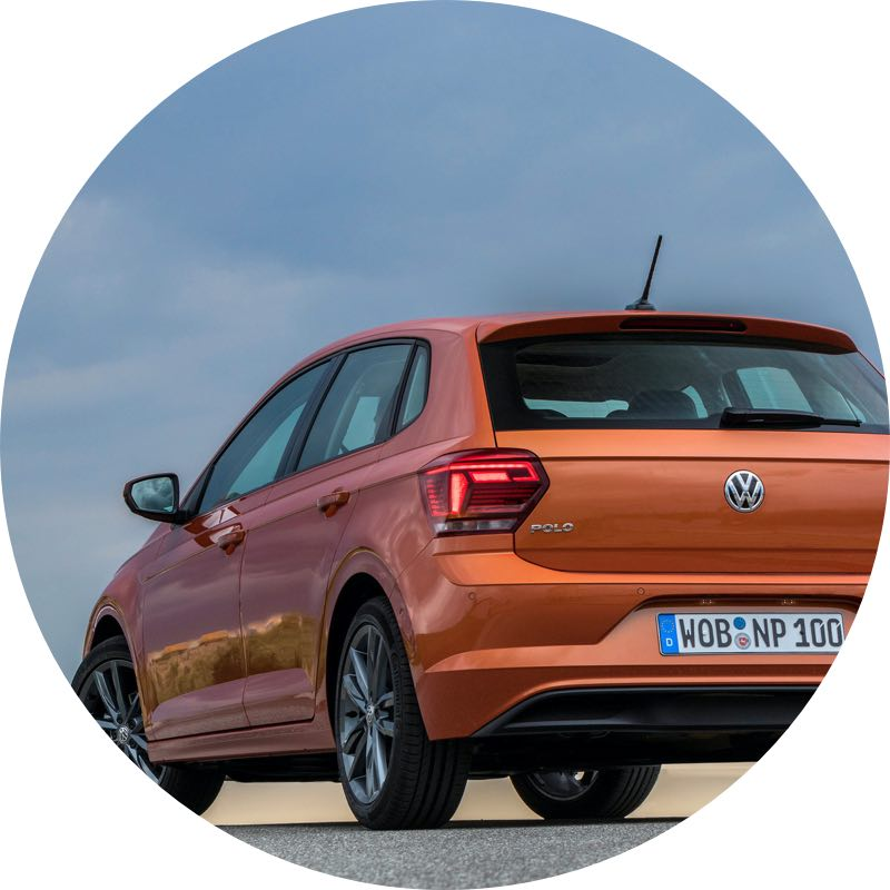 volkswagen polo Voordelig private lease