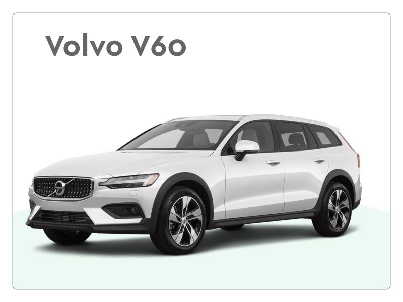 volvo v60 private lease
