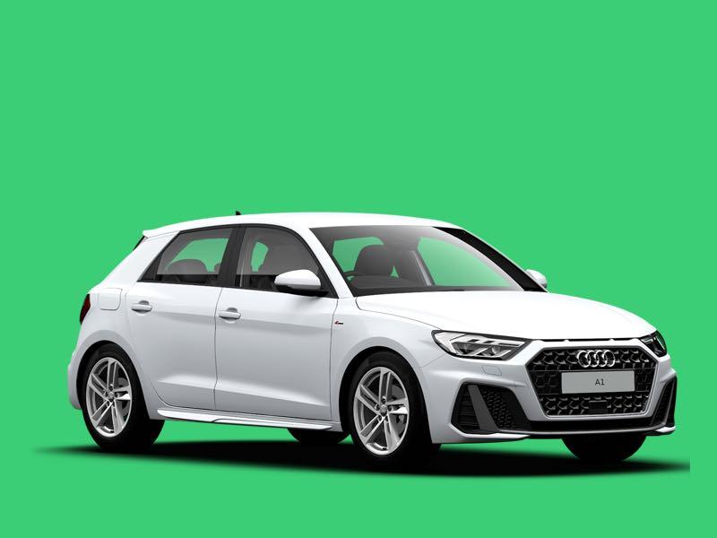 Audi A1 Sportback Prive Lease Aanbieding