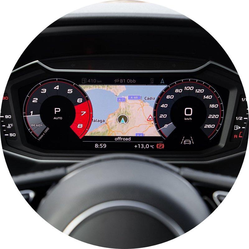 Audi A1 prive lease