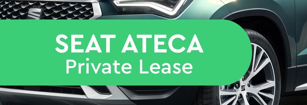 Seat Ateca Private Lease