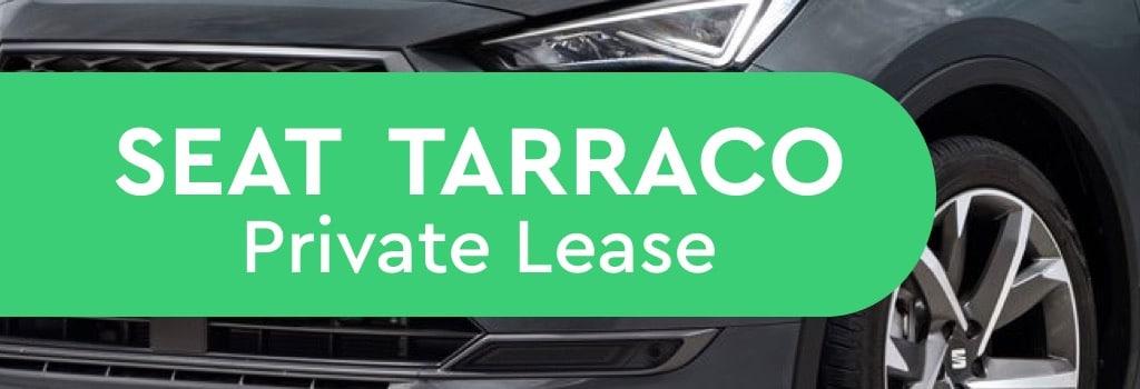 Seat Tarraco Private Lease