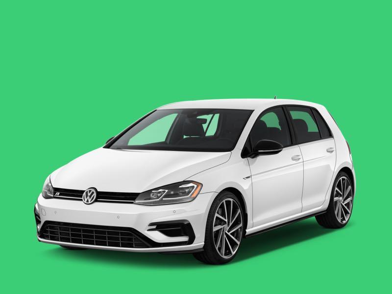 VW Golf Prive Lease Aanbieding
