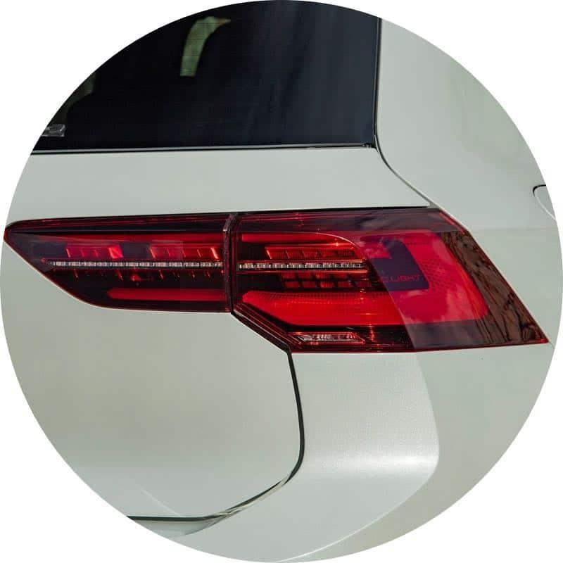VW Golf Voordelig private lease
