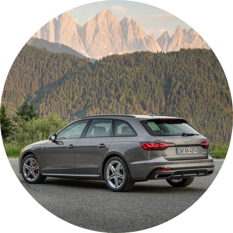 audi a4 avant Voordelig private lease