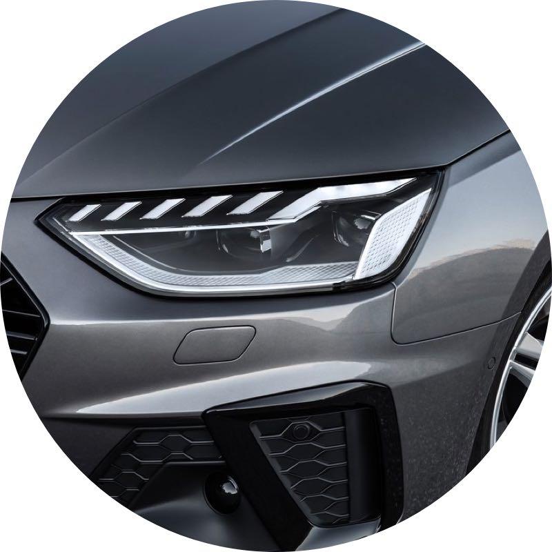 audi a4 sedan private lease actie