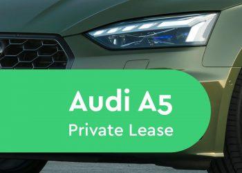 audi a5 Private Lease