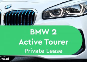 bmw 2 active tourer private lease