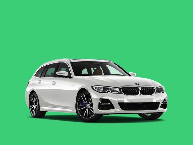 bmw 3 serie touring Prive Lease Aanbieding