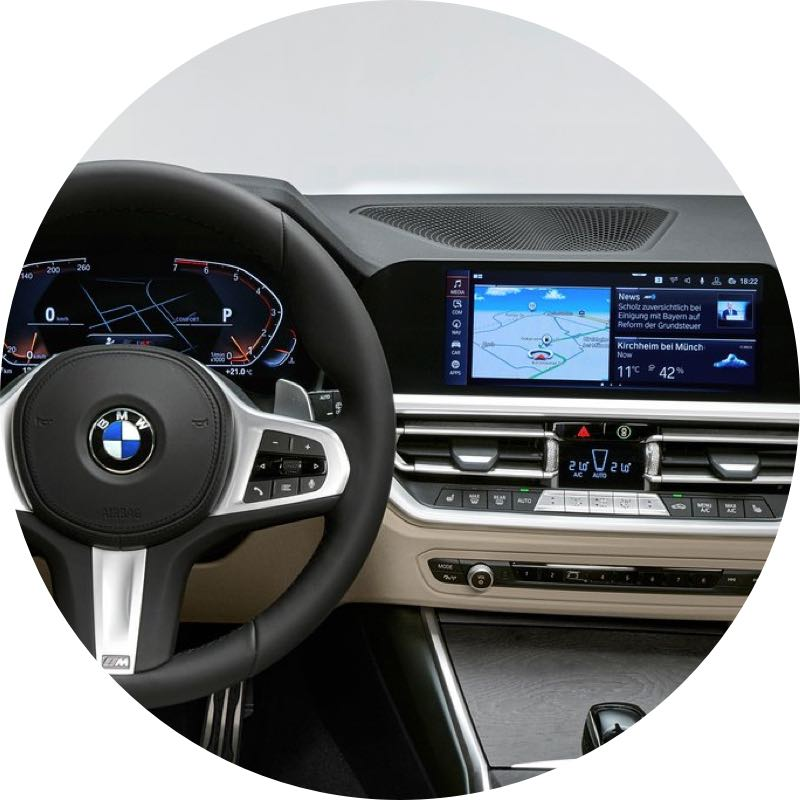 bmw 3 serie touring Voordelig private lease