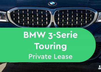 bmw 3-serie touring private lease