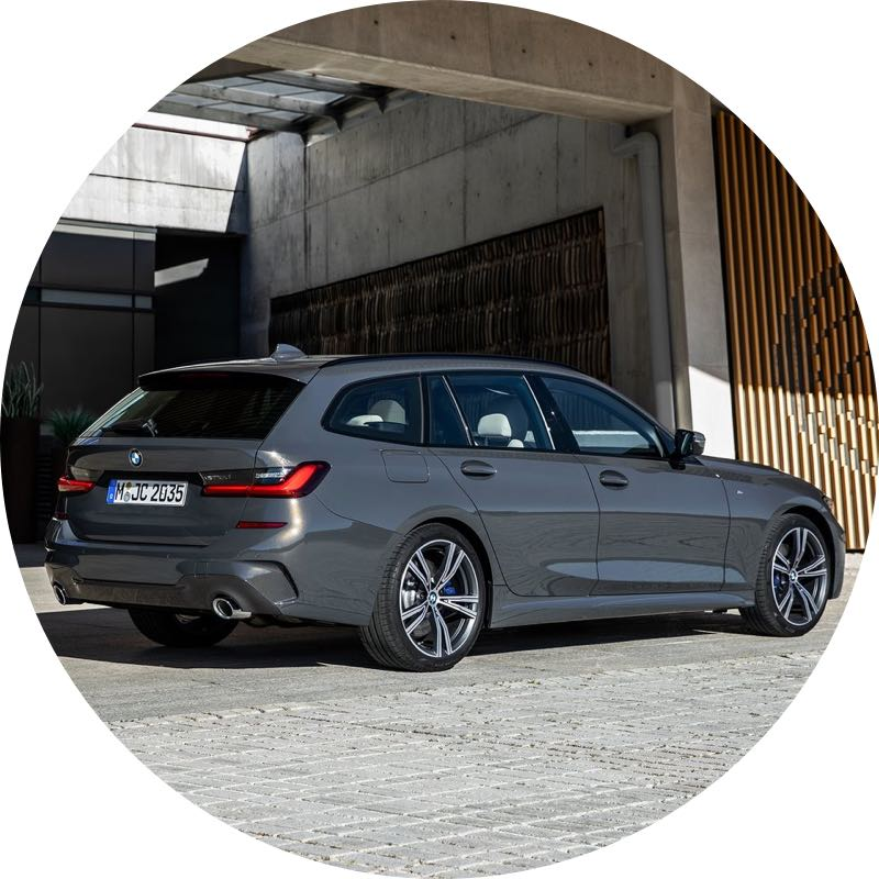 bmw 3 serie touring prive lease