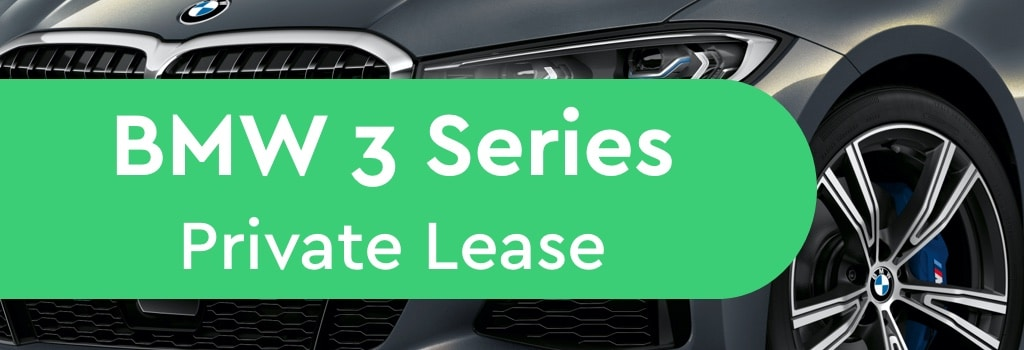 bmw 3-series Private Lease