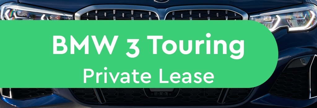 bmw 3 touring private lease