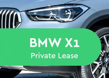 bmw x1 private lease