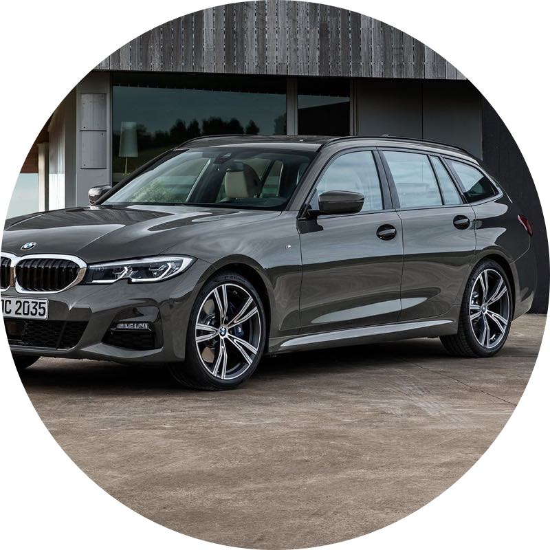 goedkoopste bmw 3 serie touring prive lease