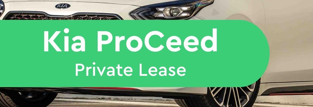 kia proceed private lease