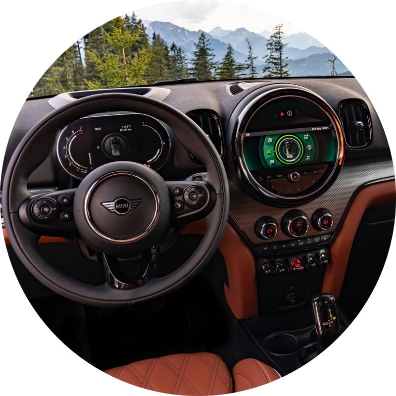 mini countryman Voordelig private lease