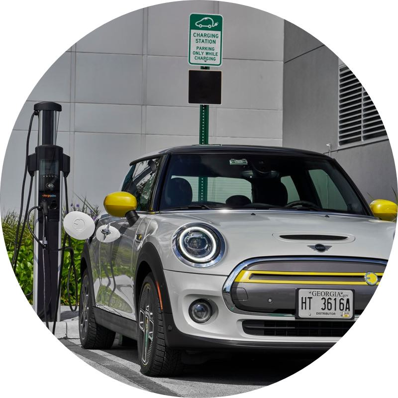 mini electric Voordelig private lease