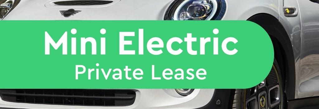 mini electric private lease