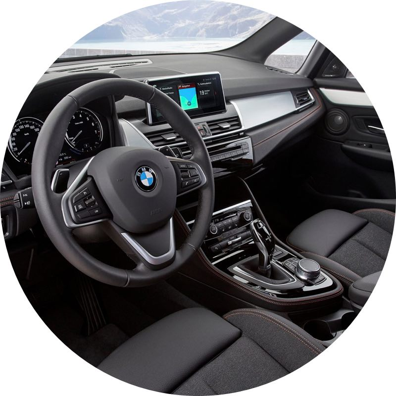 private lease bmw 2 active tourer