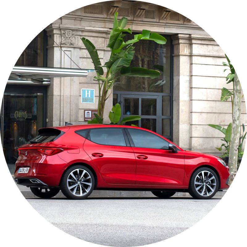 seat leon Voordelig private lease