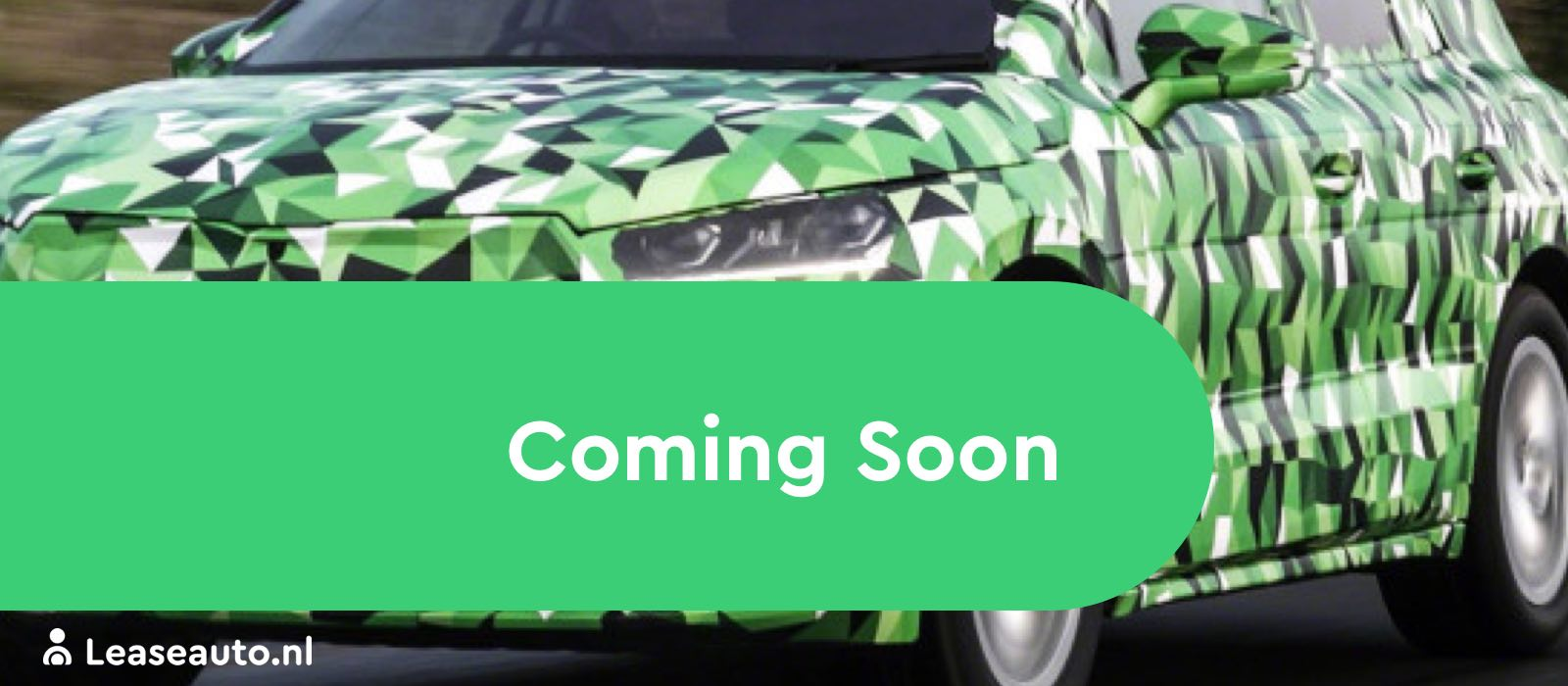 skoda ENYAQ private lease coming soon