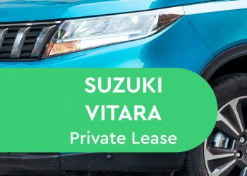 suzuki vitara private lease