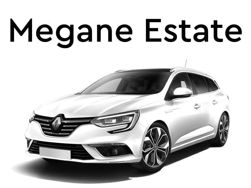 Renault private lease actie