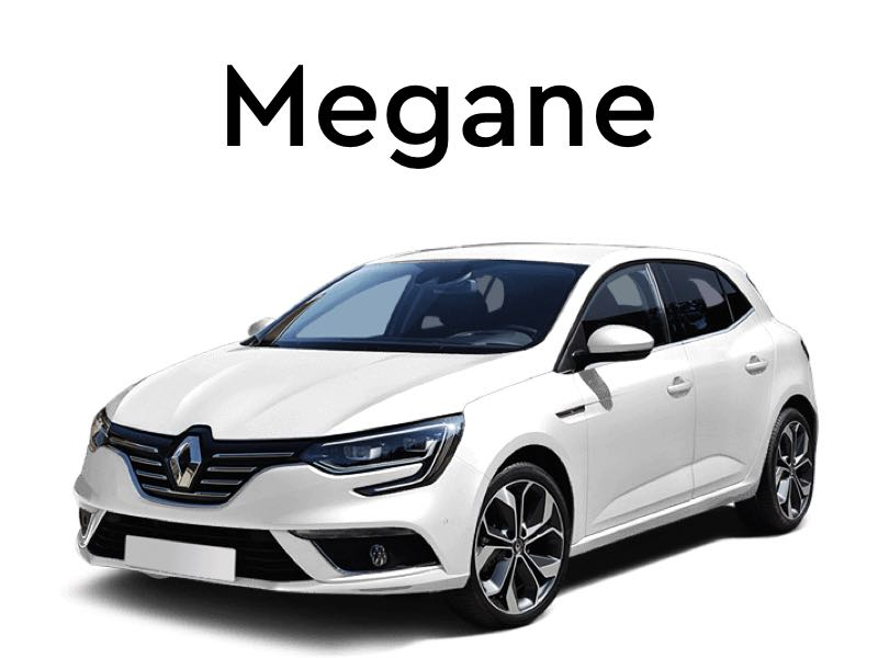 Renault private lease automaat