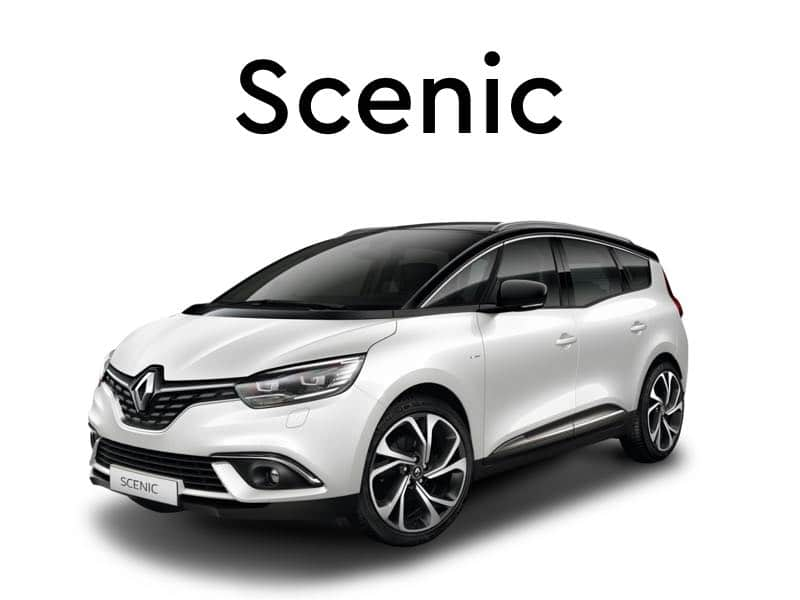Renault private lease deals