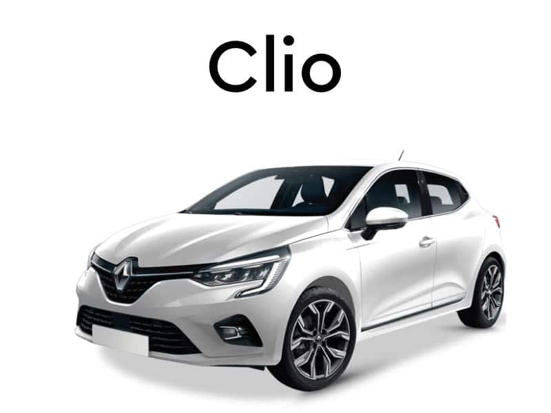 Renault prive lease actie
