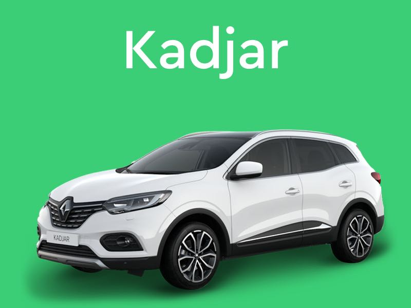 Renault prive lease elektrisch