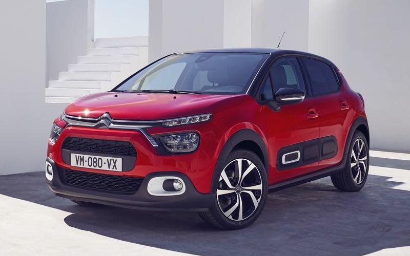 Citroën Private Lease Actie