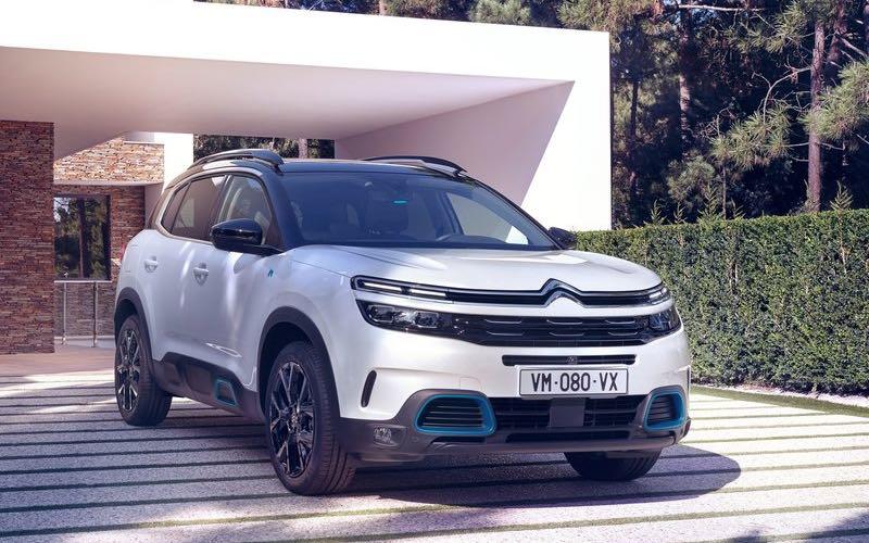 Citroën Private Lease Voordelig
