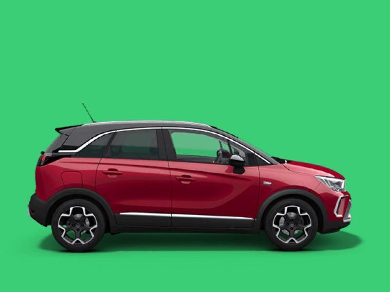 Opel Crossland Prive Lease Aanbieding