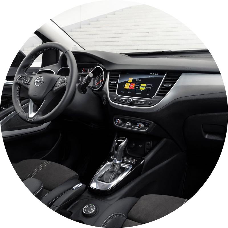 Opel Crossland voordelige private lease