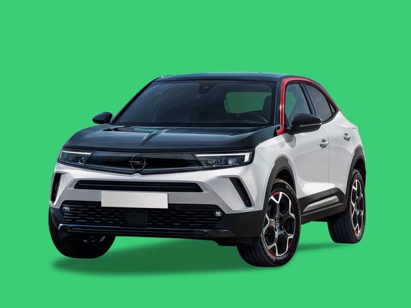 Opel Mokka Prive Lease Aanbieding